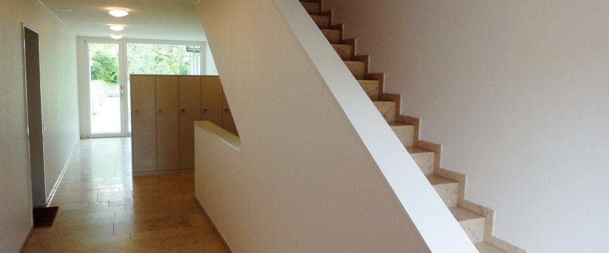 Treppenhaus Göschenenstrasse
