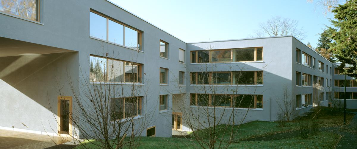 Alterswohnung Obesunne, Arlesheim