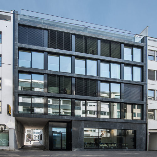 Wohn- und Geschäftshaus Güterstrasse, Basel