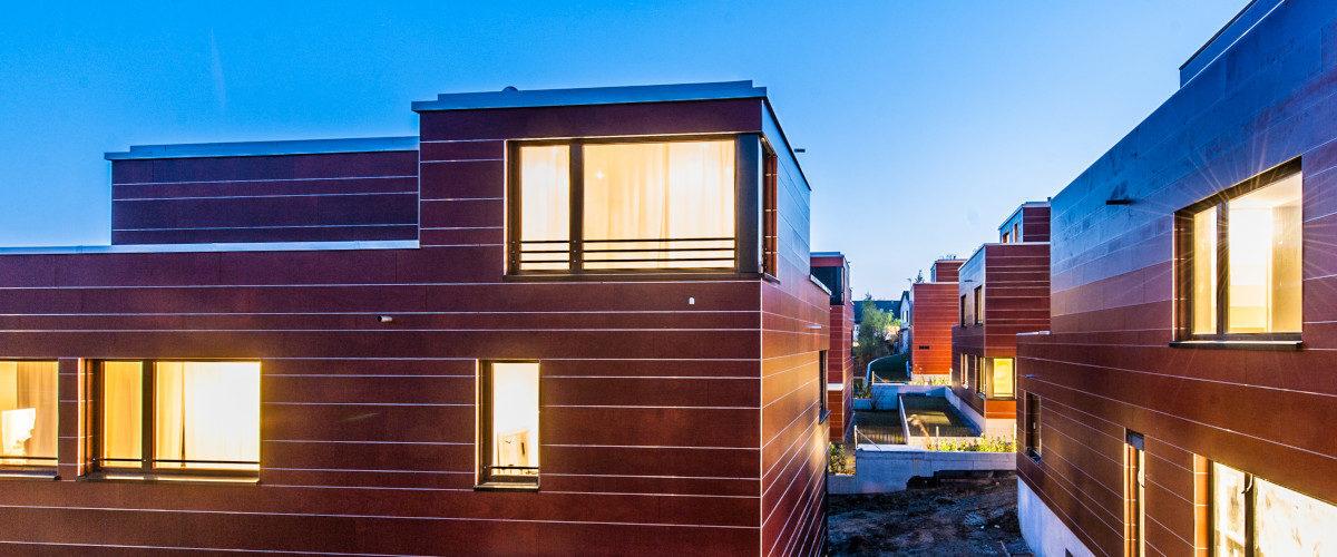 Wohnüberbauung Sonnmattstrasse, Bottmingen, © Ferrara Architekten AG